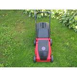 Газонокосилка электрическая AGRIMOTOR - FM3310, фото 4