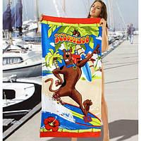 Полотенце для пляжа, Турция - №1640, Цвет разноцветный