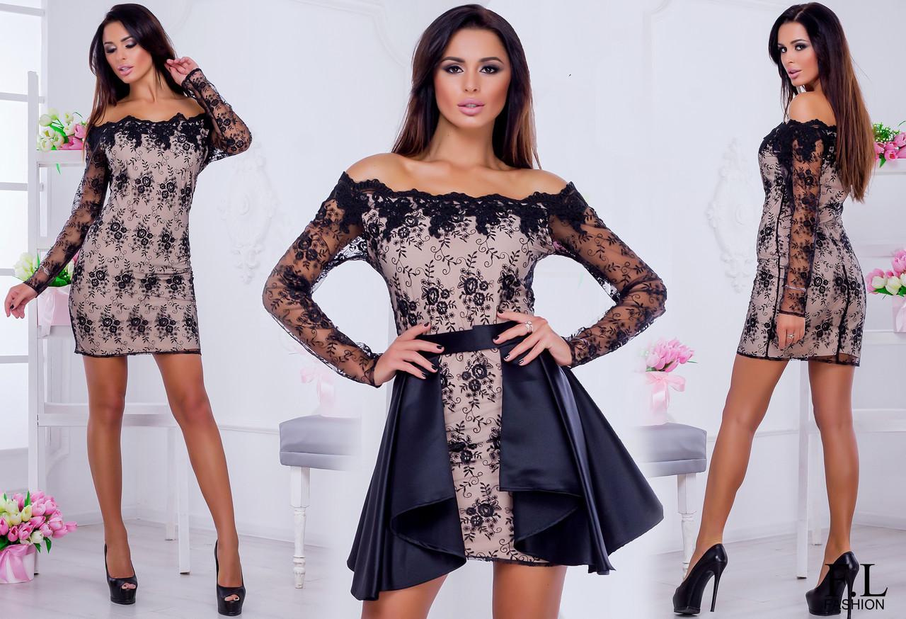 Платье FL-087