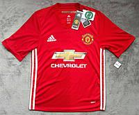 Футболка Манчестер Юнайтед (красная)