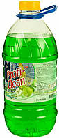 Средство для ручного мытья посуды  Profi-Clean Яблоко 3 л