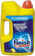 Порошок для ПММ  Finish Classic лимон 2.5 кг