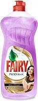 Средство для ручного мытья посуды  Fairy Silk&Orchid 0.75 л