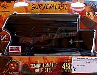 Пистолет пневматичний Crosman C-11 з кабурою 4.5мм