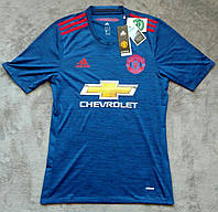 Футболка Манчестер Юнайтед (синяя)