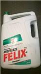 Охлаждающая жидкость (готовая) антифриз   Felix (зеленый) -42  10л