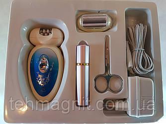Эпилятор женский бритва Philco Hp-6576/00  с насадками и маникюрным набором