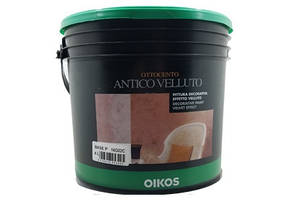 Итальянская декоративная краска Ottocento Antico Velluto 4л.