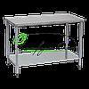 Стол производственный 1800*600*850 (НЖ + оцинковка)
