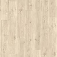 Quick-Step BACP40017 Дуб Ливень, светлый, виниловый пол Livyn Balance Click Plus