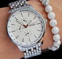 Кварцевые часы Sinobi (silver)