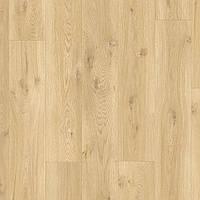 Quick-Step BACP40018 Дуб Дрифт, бежевый, виниловый пол Livyn Balance Click Plus