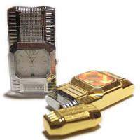 Подарочные зажигалка часы металлическая ZG320986