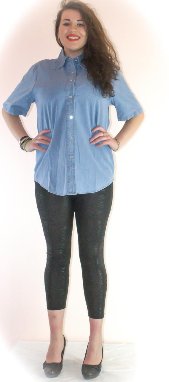 Рубашка женская джинсовая LAFEIDINA