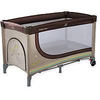 Детский манеж-кровать Alexis-Baby Mix HR-8052