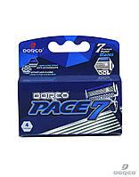 Dorco Pace 7 сменные картриджи  4