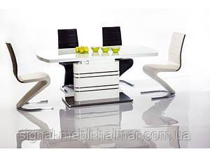 Gucci 180x90(240) стол раскладной в гостинную (Signal)