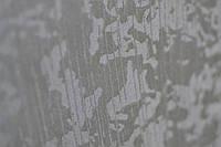 Обои на стену, винил на флиз,горячего тиснения, ТФШ Аугуста 6-0366,серебристый,пара 6-0365, 1,06*10м