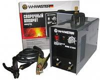 Сварочный инверторный аппарат WMaster MMA250