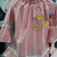 Блузка детская (128-152 рост)