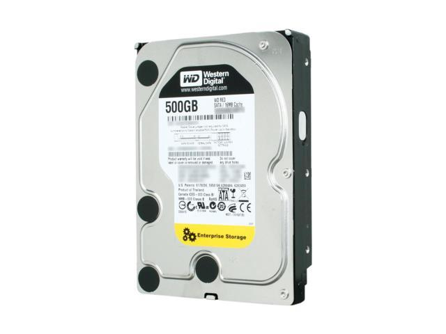 Жесткий диск (HDD) WD 500GB (WD5002ABYS)