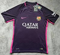 Футболка Барселона (фиолетовый)