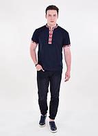 Современная рубашка-вышиванка
