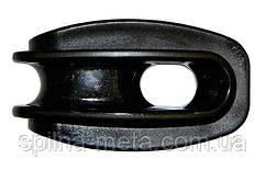 Угловой натяжной изолятор для троса и шнура (усиленный полиамидными волокнами)