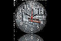 Часы-картина 33 см. Код: 52