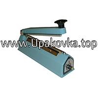 Настольный запайщик пакетов FS-200 (длина шва 200 мм ширина 2 мм)