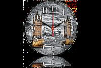 Часы-картина 33 см. Код: 53