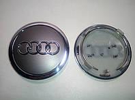 Колпачок в диск AUDI 57-69 мм 4B0 601 170A