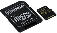 Карта пам'яті Kingston Micro SDXC 64 ГБ (SDCA10/64GB)