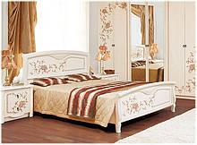 """Двоспальне ліжко """"Ванесса"""""""