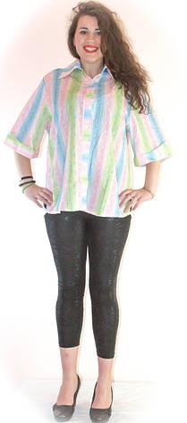 Рубашка женская большого размера KIVENS, фото 2