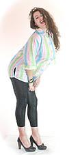 Рубашка женская большого размера KIVENS, фото 3
