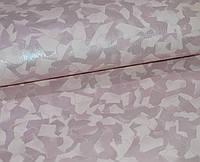 Обои на стену, светлые, рисунок, бумажные, 767-05, 0,53*10м