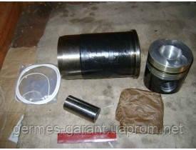 Гильзо-комплект КАМАЗ 740 (Г-черн. П. с рассек.+кольца+палец+уплот