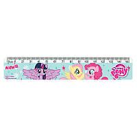 Линейка пластиковая 15 см My Little Pony LP17-090