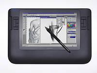 Графический планшет wacom cintiq 12 (dtz-1200w)