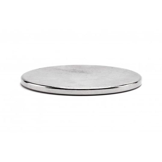 Неодимовий магніт D15 х h1 мм, диск (сила ~ 1.1 кг)