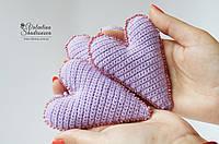 Сердечко - валентинка подвеска, фото 1