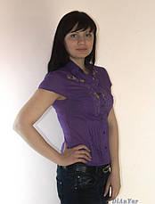 Рубашка женская ZHANNA, фото 3