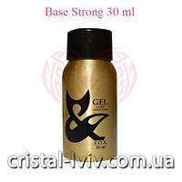 Базовое покрытие для ногтей F.O.X Base Strong 30 мл