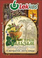Крем-бальзам Ретисал при шпорі, кісточці, подагрі з екстрактом листків лопуха 10г