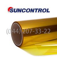 Декоративная плёнка желтая витражная NR Yellow 80 (1,524) Sun Control