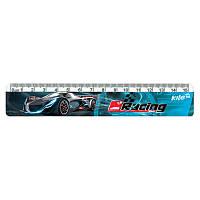 Линейка пластиковая 15 см Racing Night K17-090-3