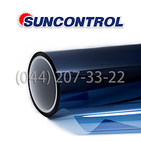 Декоративная плёнка синяя витражная NR Blue 20 (1,524) Sun Control