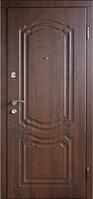 Дверь Портала  Стандарт 950*2040*70 Винорит Классик орех темный дверной + орех темный