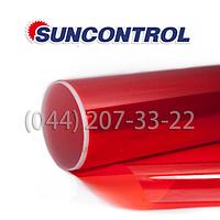 Декоративная плёнка красная витражная NR Red 20 (1,524) Sun Control